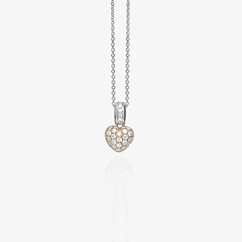 Heart Necklace - LeoPizzo SPA