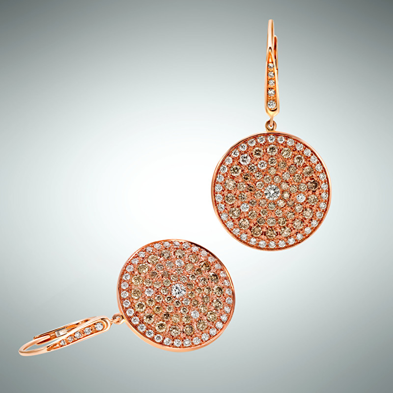 Giotto Earrings - LeoPizzo SPA