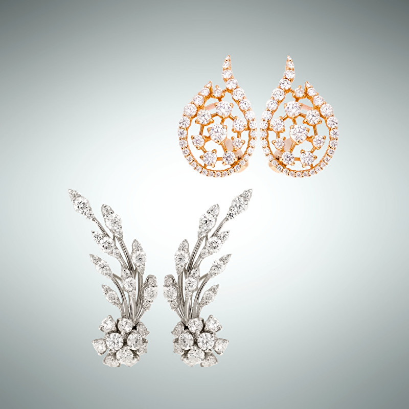 Flamme Earrings - LeoPizzo SPA