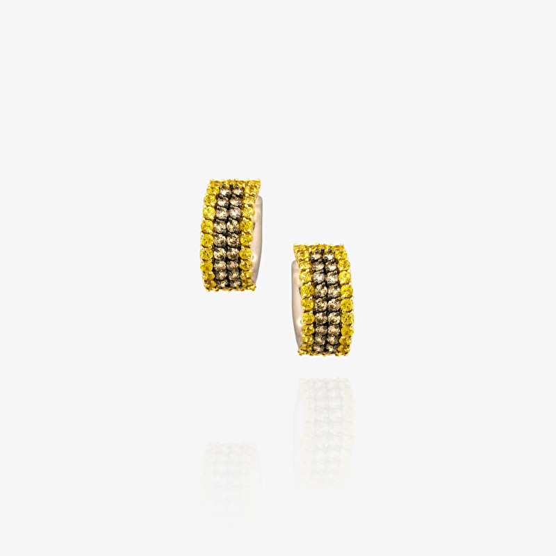 Funky Earrings - LeoPizzo SPA
