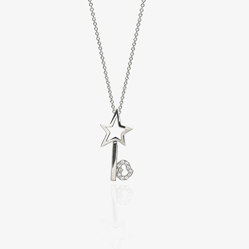 Star-key Necklace - LeoPizzo SPA