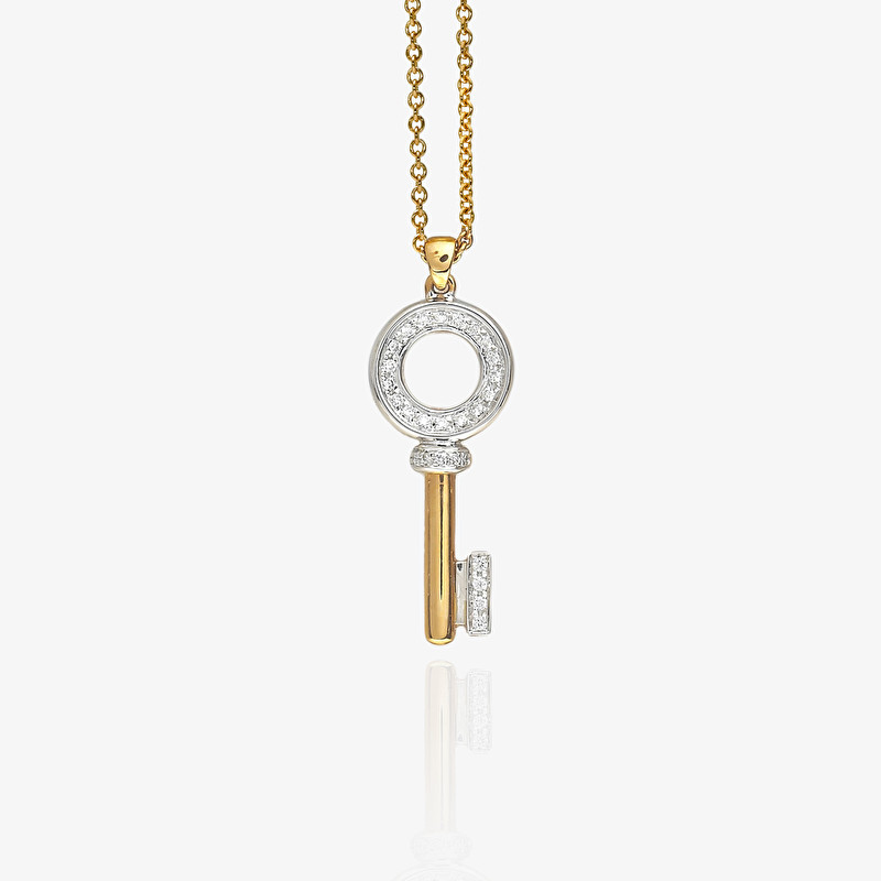 Key Necklace - LeoPizzo SPA