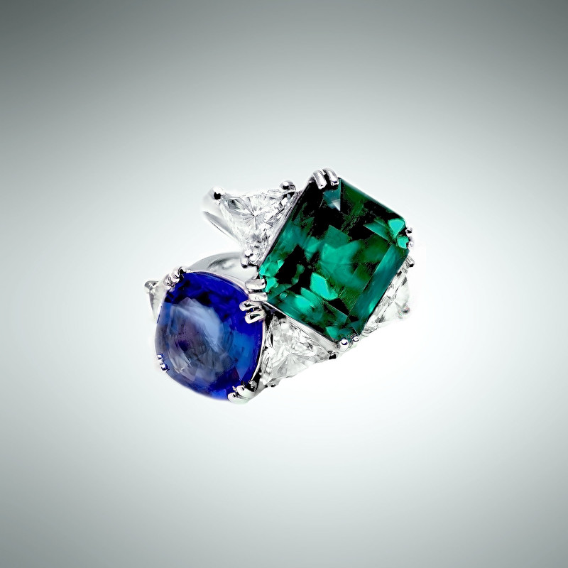 Haute Couture Rings - LeoPizzo SPA