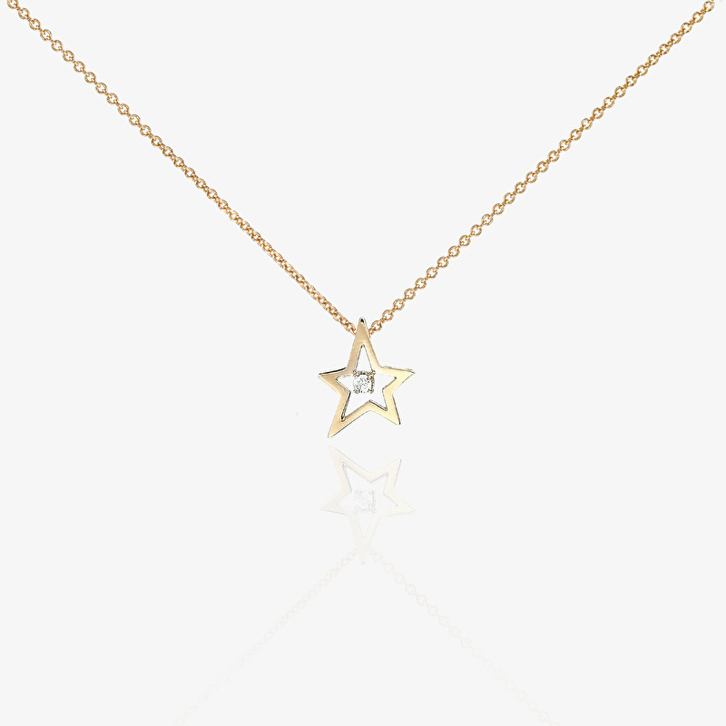 Star Necklace - LeoPizzo SPA