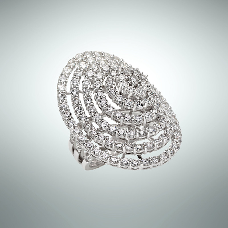 Glamour Ring - LeoPizzo SPA