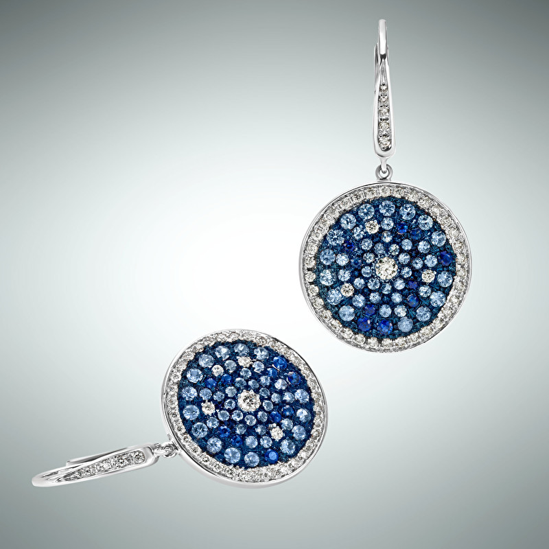 Starry Vault Giotto Earrings - LeoPizzo SPA