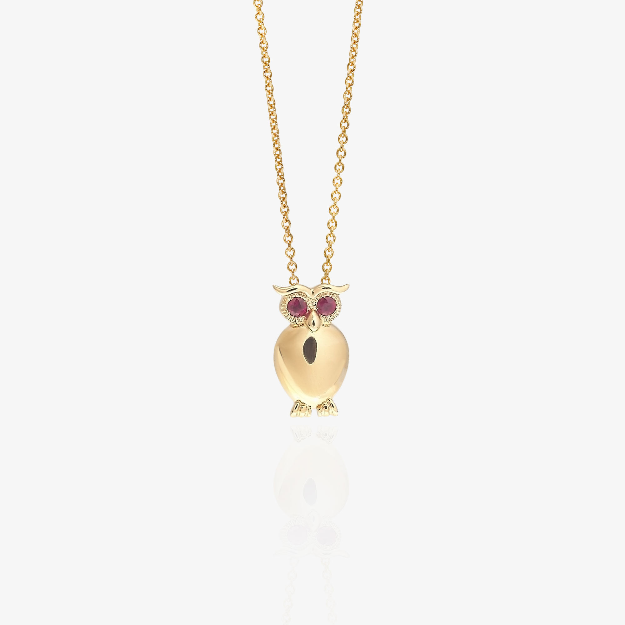 Owl necklace