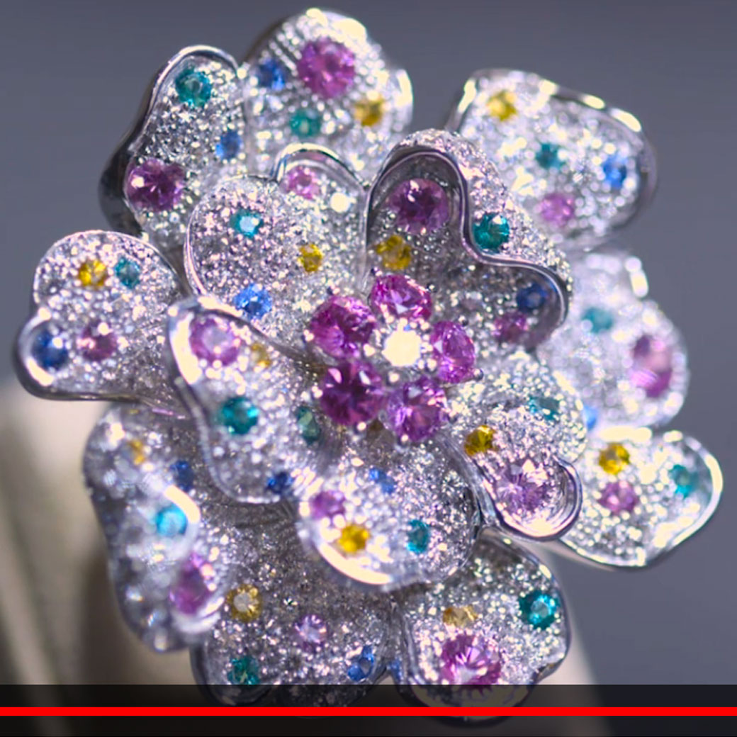 Leo Pizzo on Vogue