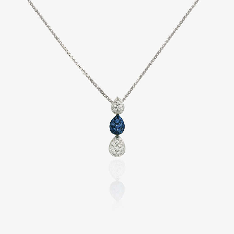Ellissi Necklace - LeoPizzo SPA