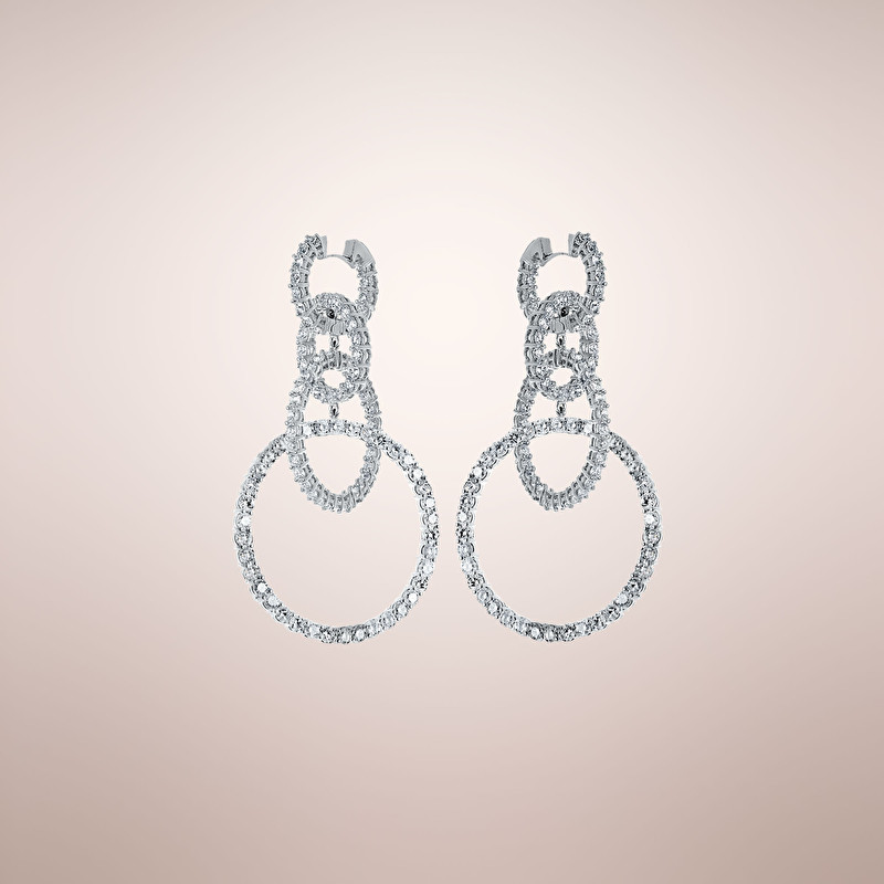 Circle Earrings - LeoPizzo SPA