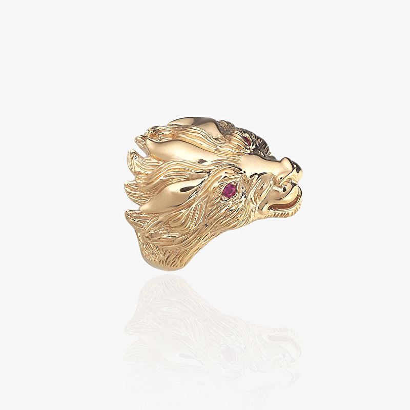 Lion Ring - LeoPizzo SPA