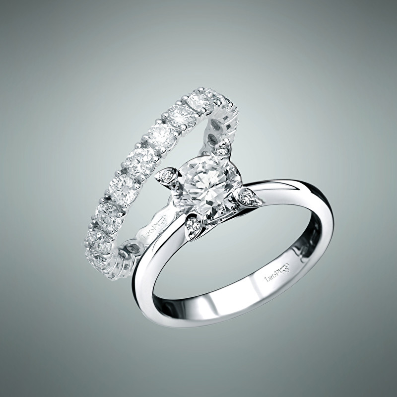 Engagement Rings - LeoPizzo SPA