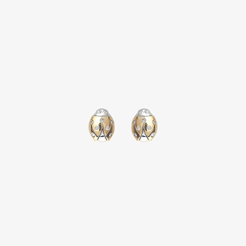 Coccinella Earrings - LeoPizzo SPA