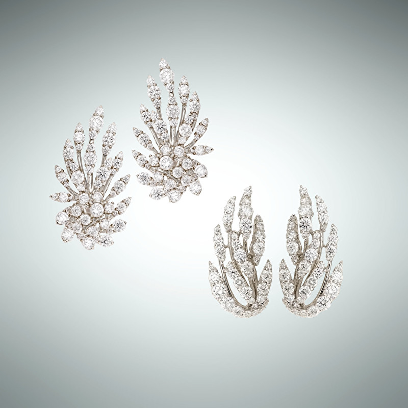 Swan Earrings - LeoPizzo SPA