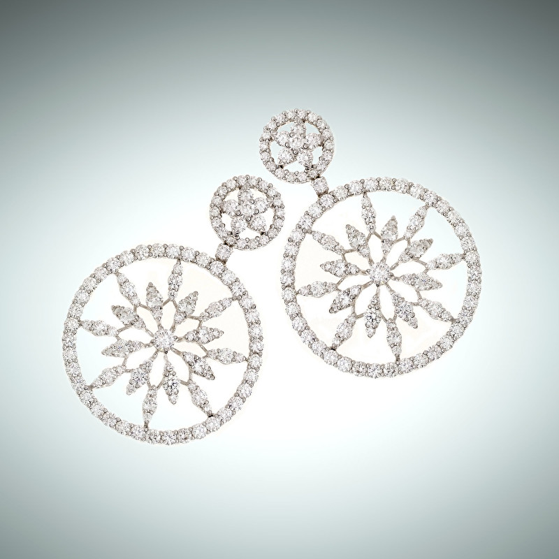 Merletti Earrings - LeoPizzo SPA