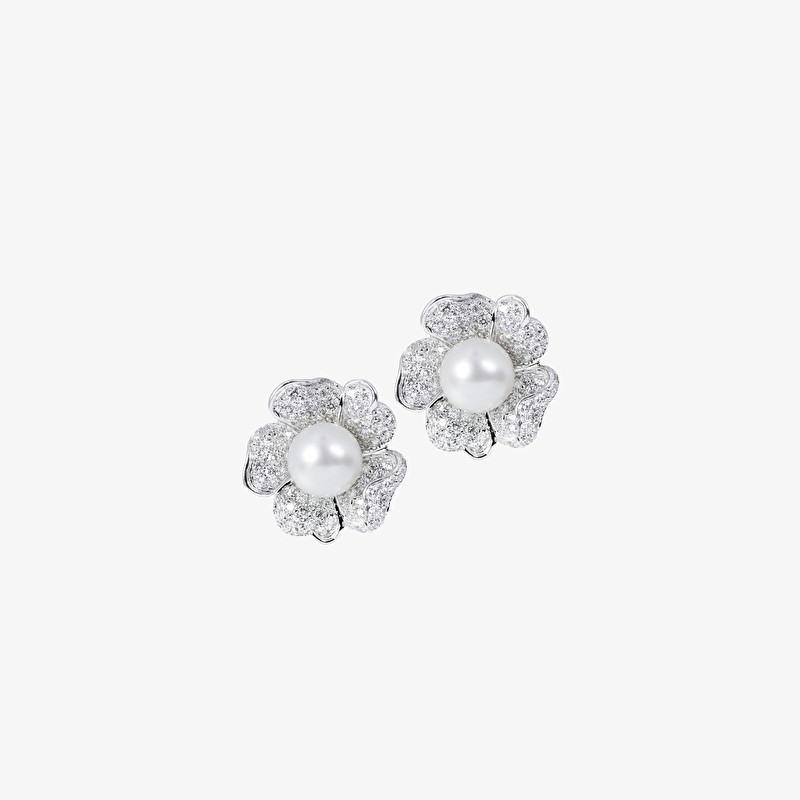 Pearl Earrings - LeoPizzo SPA