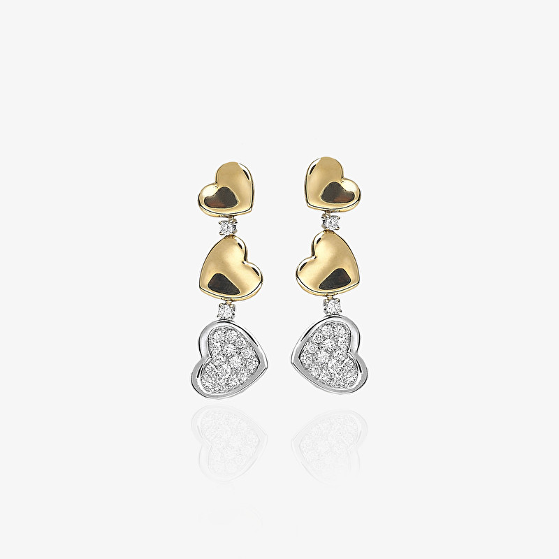Crazy In Love Earrings - LeoPizzo SPA