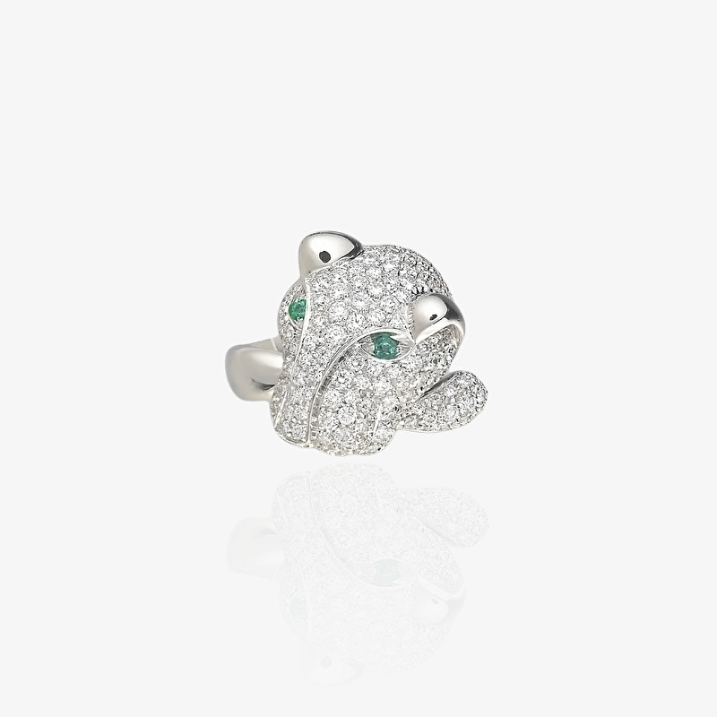 Panther Ring - LeoPizzo SPA