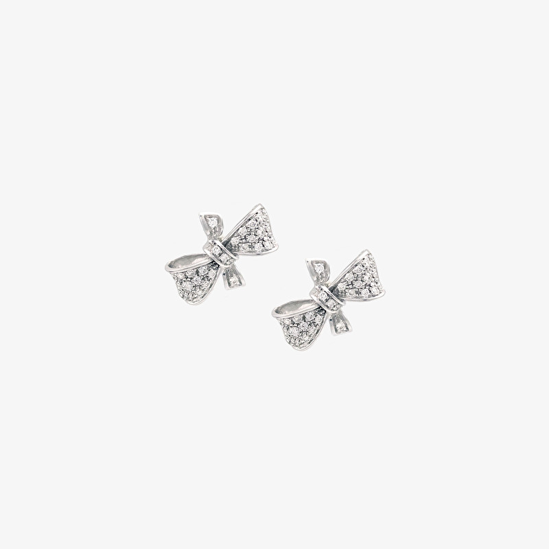 Ribbon Earrings - LeoPizzo SPA