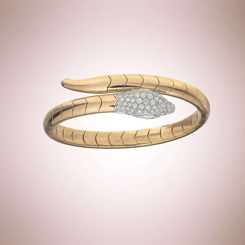 Snake Bangle - LeoPizzo SPA