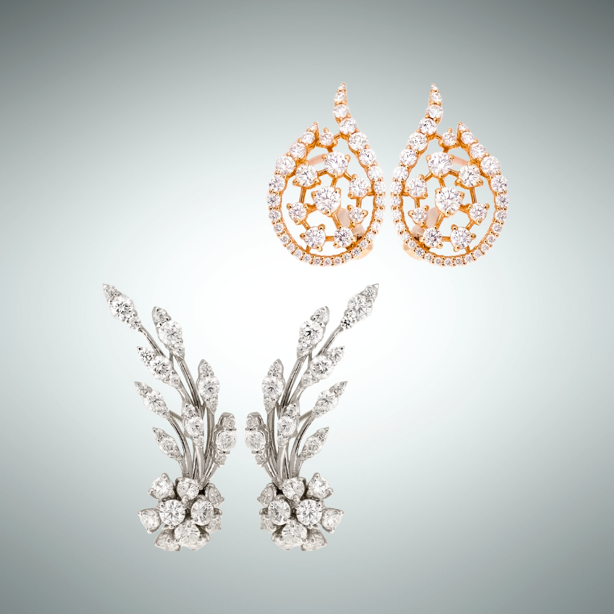 Flamme earrings
