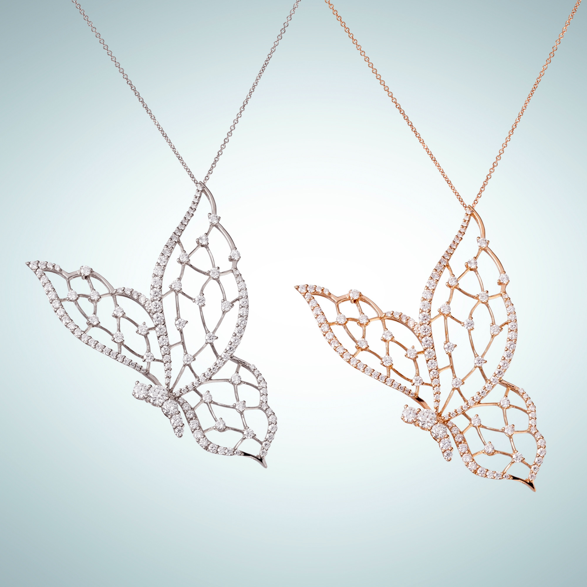 Light Wings pendants