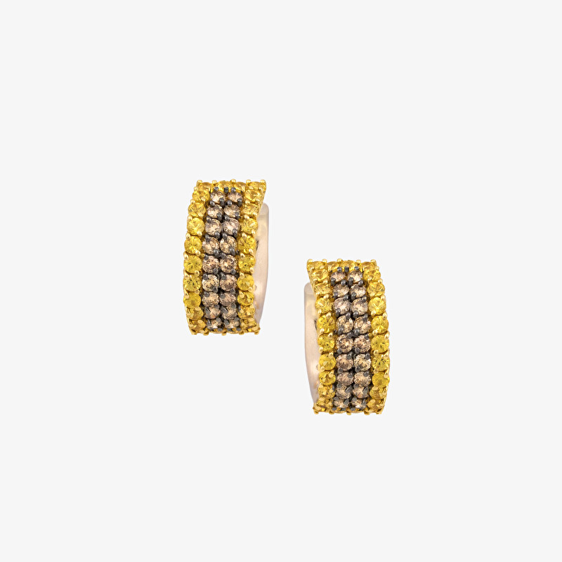 Cocktail Earrings - LeoPizzo SPA