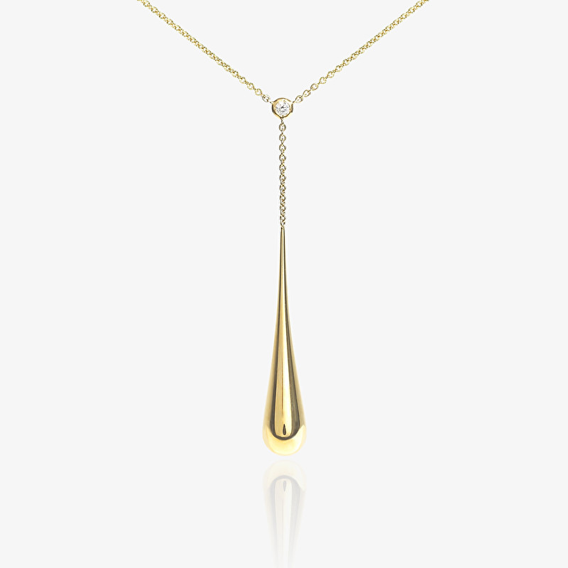 Drop Necklace - LeoPizzo SPA